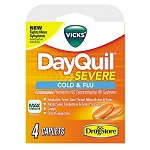 DayQuil 4ct, 6pk