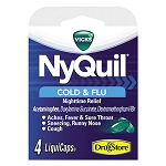 NyQuil 4ct, 6pk