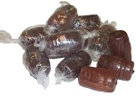 Root Beer Barrels - 4.0oz (Case of 100 bags)