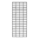 Gridwall Panel 2x6 Black