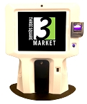 New Cashless Junior Executive Kiosk