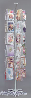 Greeting Card Rack - 48 Pocket